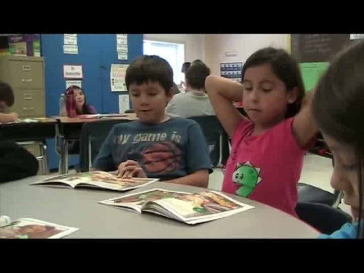 A Guided Reading Lesson